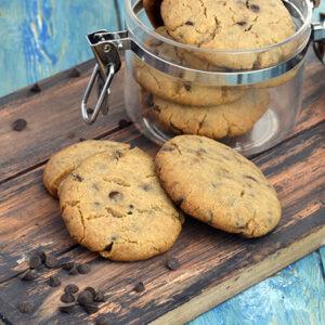 Healthy Cookies & Biscotti